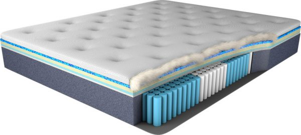 OSO400 and Verve Mattress Combination