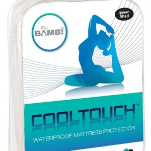 Cooltouch Active Waterproof Mattress Protector