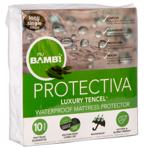 Luxury Tencel® Waterproof Mattress Protector