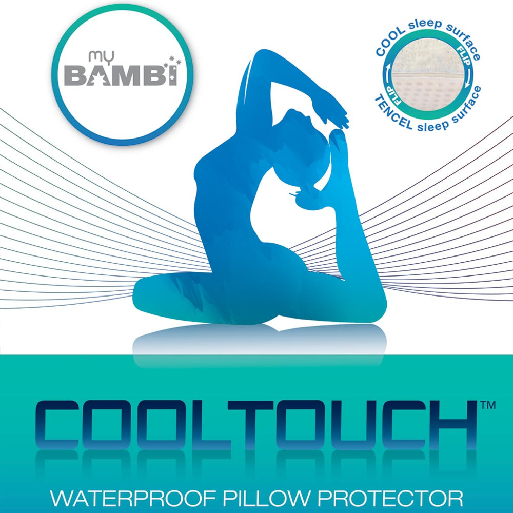 Cooltouch Active Waterproof Pillow Protector